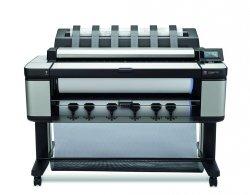Produkcyjne urządzenie wielofunkcyjne HP Designjet T3500 36'' (914 mm) B9E24A  PLATINUM PARTNER HP 2016
