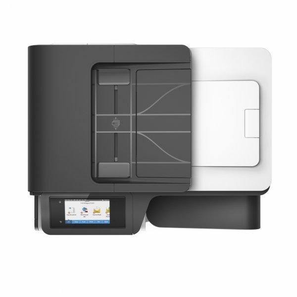Wynajem dzierżawa Urządzenia wielofunkcyjnego HP PageWide Pro 477dwt Multifunction Printer and Tray (W2Z53B)