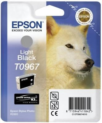 Tusz (Ink) T0967 light black do Epson Stylus Photo R2880