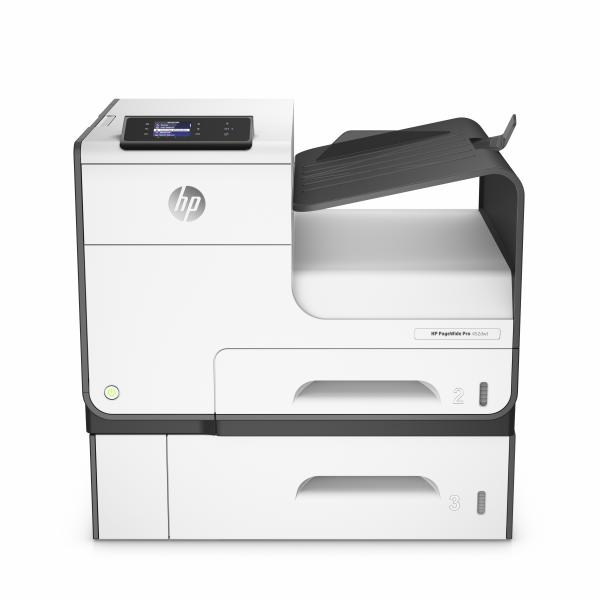 Wynajem dzierżawa Drukarki HP PageWide Pro 452dwt W2Z52B