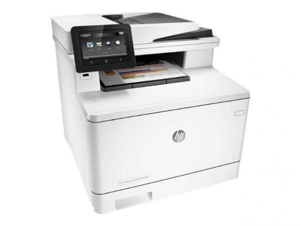 Wynajem dzierżawa Urządzenia wielofunkcyjnego HP Color LaserJet Pro MFP M477fdw CF379A
