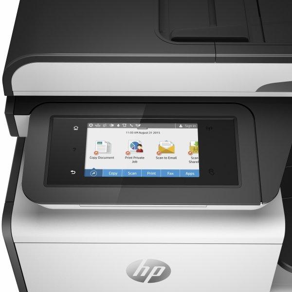 Wynajem dzierżawa Drukarki HP PageWide Pro MFP 477dw D3Q20B