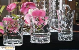 Villa Italia Pianta  - Szklanka kryształowa wysoka 200 ml ORYGINALNY