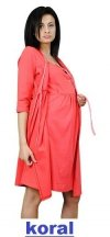 Szlafrok ciążowy 1231