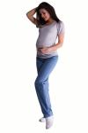 Klasyczne wygodne spodnie ciążowe 1132