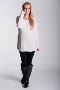 Tunika ciążowa, bluzka odwrotnymi obszyciami 2320
