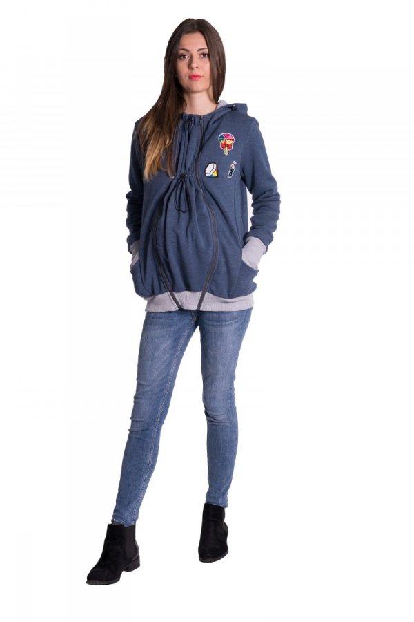 Bluza, kurtka ciążowa 3D 3709