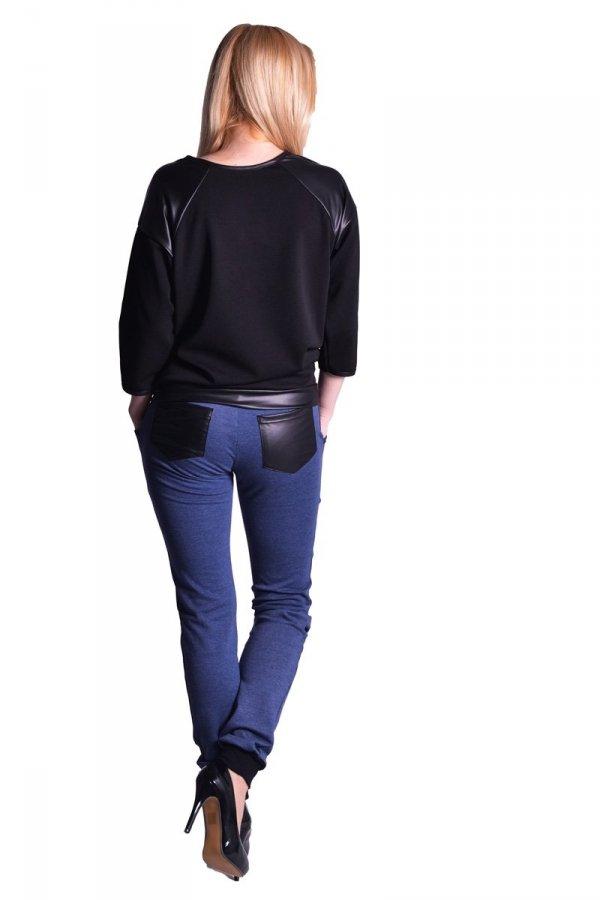 Spodnie rurki dresowe 1651