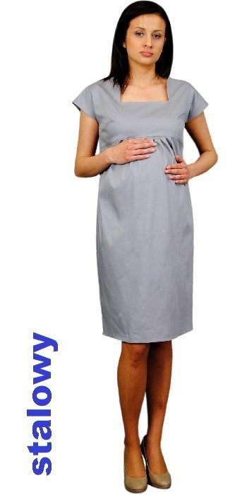 Śliczna, elegancka, wizytowa sukienka ciążowa 1552