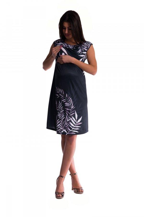 Sukienka ciążowa i do karmienia 3501