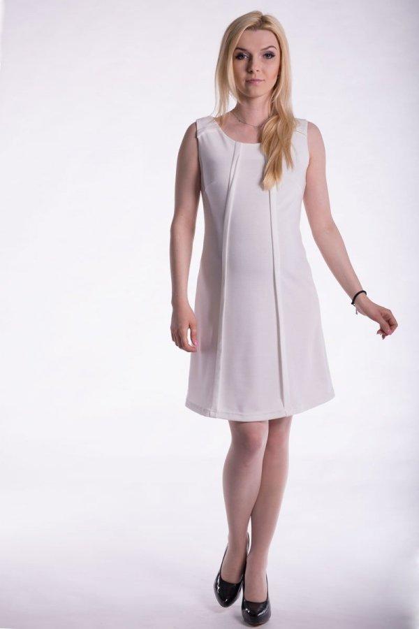 Sukienka ciążowa bez rękawów 2443