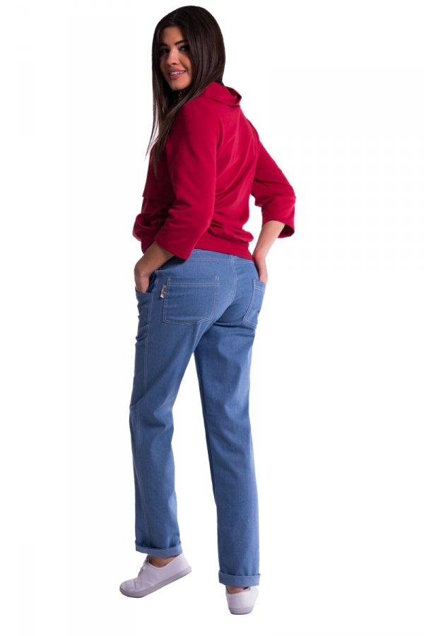 Spodnie ciążowe bez panela 3662