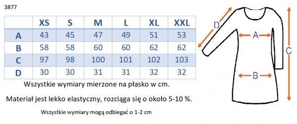 tabela rozmiarowa