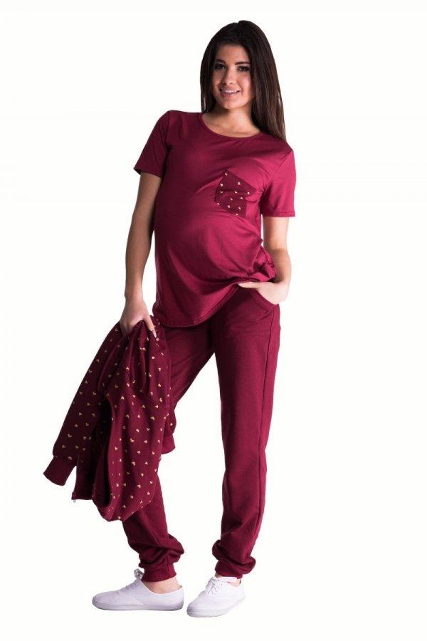 Dres ciążowy 3 częściowy 3556