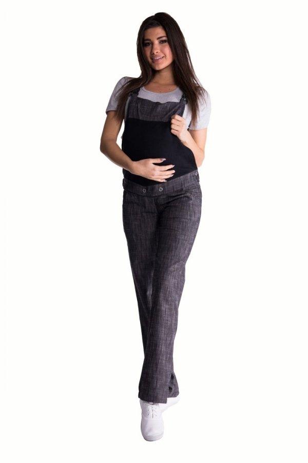 Spodnie ciążowe ogrodniczki  2160
