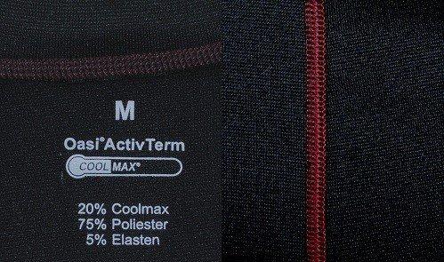 Bielizna termoaktywna Coolmax termoaktywny kpl. Męski 9206