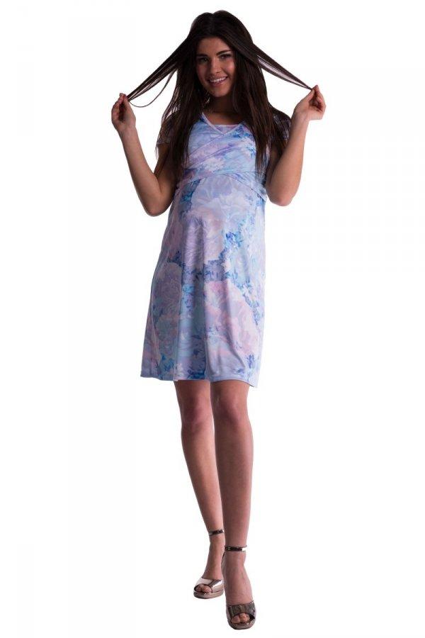 Sukienka ciążowa i do karmienia 3624