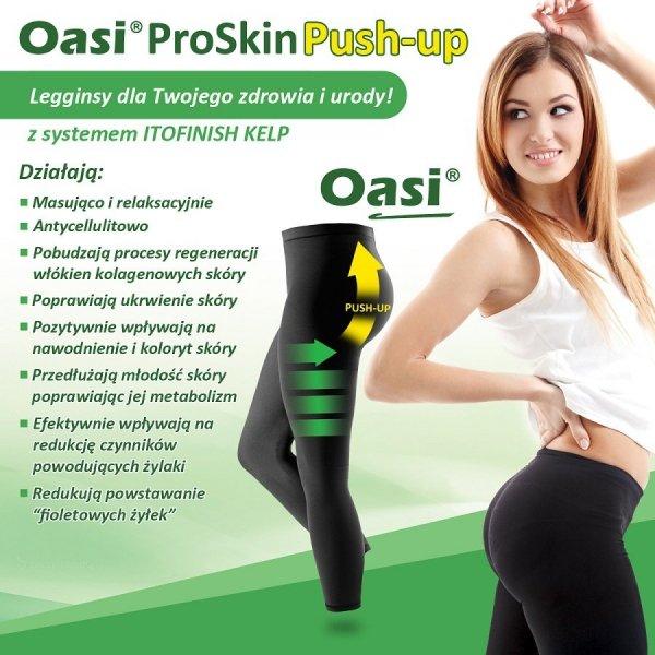Legginsy OasiProSkin antycellulitowe po ciąży 2221
