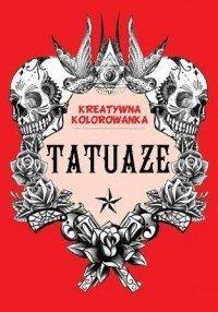 Tatuaże Kreatywna kolorowanka