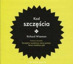 Kod szczęścia (CD mp3) Richard Wiseman