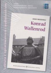 Konrad Wallenrod Adam Mickiewicz Lektura z opracowaniem i audiobookiem