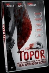 Topór film DVD reż. Adam Green