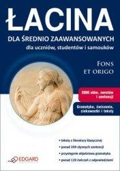 Łacina dla średniozaawansowanych dla uczniów studentów i samouków Michał J. Filipek