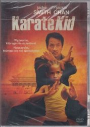 Karate Kid reż. Harald Zwart - film DVD