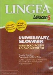 Lingea Lexicon 5 słownik niemiecko-polski polsko-niemiecki