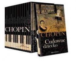 Fryderyk Chopin Tom 1-15 (książki + 30 CD) KOMPLET