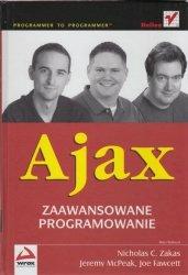Ajax Zaawansowane programowanie Nicholas C. Zakas, Jeremy McPeak, Joe Fawcett