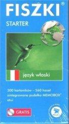 Fiszki język włoski Starter