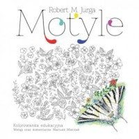Motyle Kolorowanka edukacyjna Robert Jurga