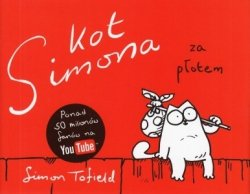 Kot Simona Za płotem Simon Tofield