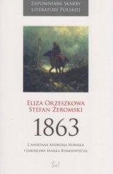 1863 Eliza Orzeszkowa, Stefan Żeromski