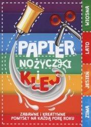 Papier, nożyczki i klej