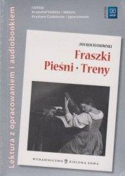 Fraszki Pieśni Treny Jan Kochanowski Lektura z opracowaniem i audiobookiem