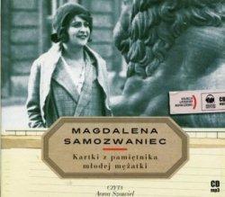 Kartki z pamiętnika młodej mężatki (CD mp3) Magdalena Samozwaniec