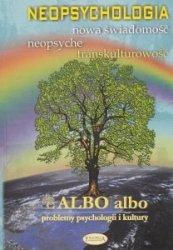 Neopsychologia Seria Albo albo Problemy psychologii i kultury