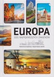 Europa 1001 najpiękniejszych zakątków Marcin Jaskulski