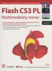Flash CS3 PL Multimedialny trener Fred Gerantabee, AGI Creative Team