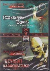 Mistrzowie horroru 1: Cigarette Burns, Incydent na górskiej trasie