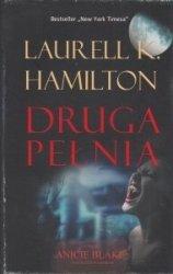 Druga pełnia Laurell K. Hamilton