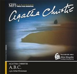 A.B.C. (CD mp3 audiobook) Agata Christie