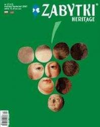 Zabytki Heritage Nr 2 (17) marzec/kwiecień 2007
