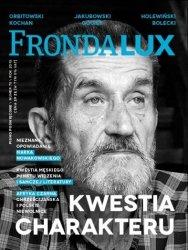 Fronda LUX 75 - Kwestia charakteru