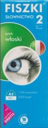 Fiszki język włoski A2 słownictwo 2
