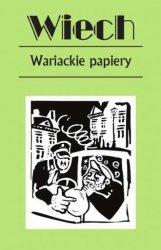 Wariackie papiery Stefan Wiech Wiechecki