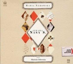 Sprawa Niny S. (CD) Maria Nurowska