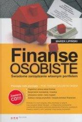 Finanse osobiste Świadome zarządzanie własnym portfelem + CD Marek Lipiński